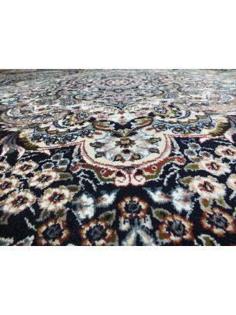 Dywan ekskluzywny Isfahan 02 - granatowy