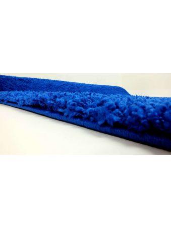 Dywan shaggy jednolity kobalt