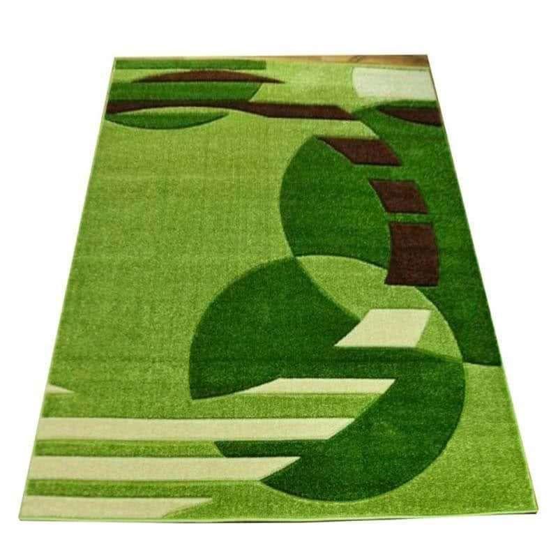 Dywan nowoczesny Fantazja 01S - zielony