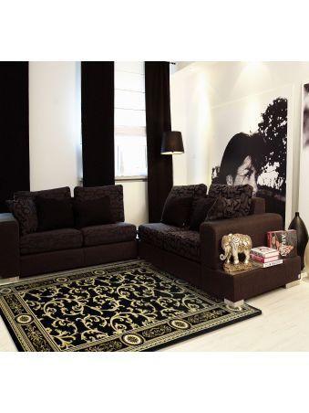 Dywan Exclusive 01 - czarny