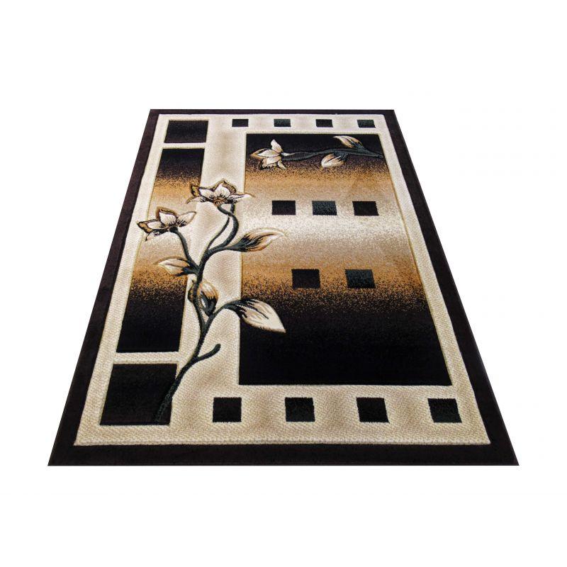 Dywan klasyczny Fenix 05 - brązowy