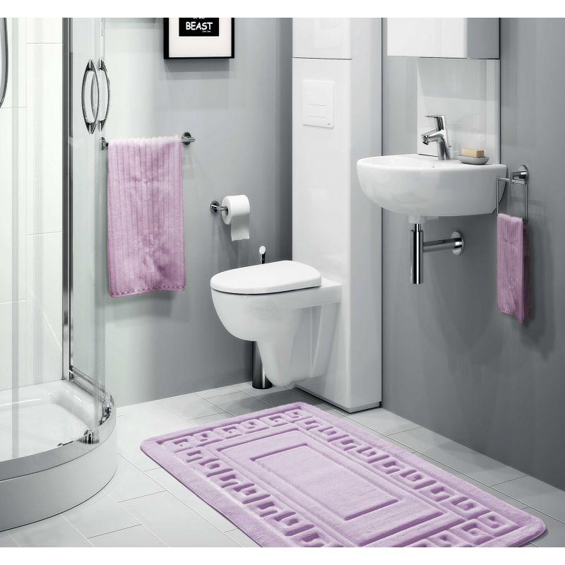 Komplet łazienkowy Paris 03 - lawendowy