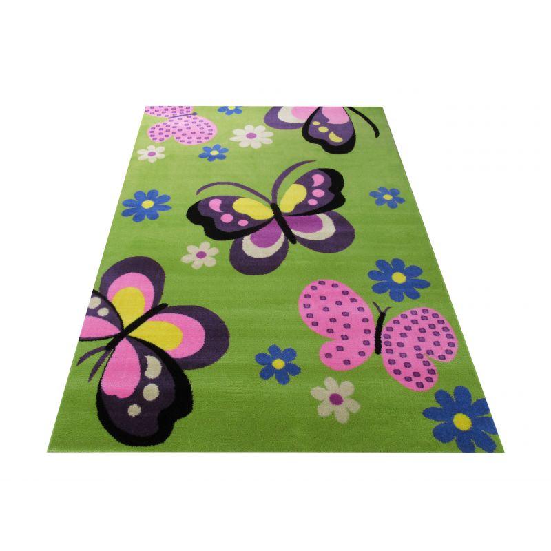 Dywan dla dziecka Smyk 17 - zielony