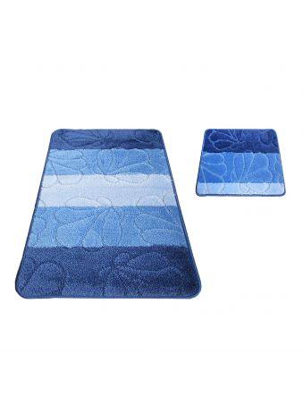 Komplet łazienkowy Montana 01 - niebieski