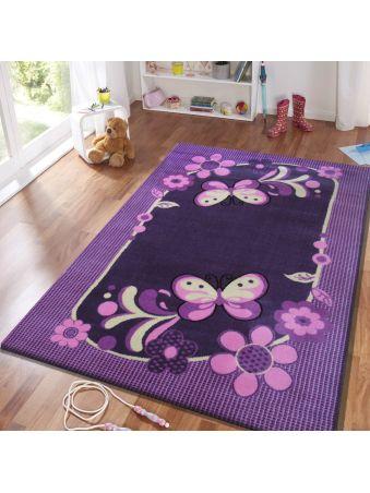 Dywan dla dziecka Smyk 14 - fiolet
