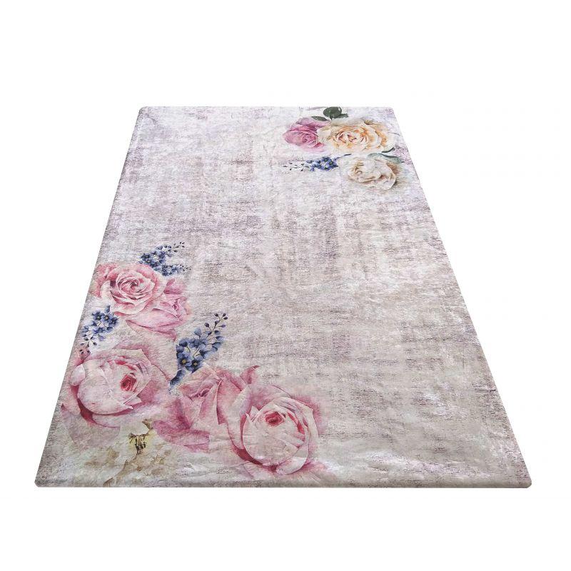 Pokrowiec na dywan 03 - beżowy