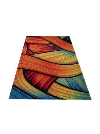 Dywan nowoczesny kolorowy Picasso 03 - kolorowe wstęgi