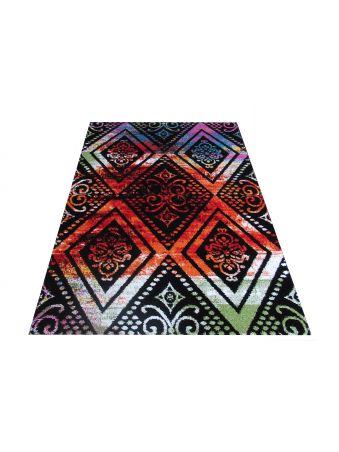 Dywan nowoczesny kolorowy Picasso 04 - romby