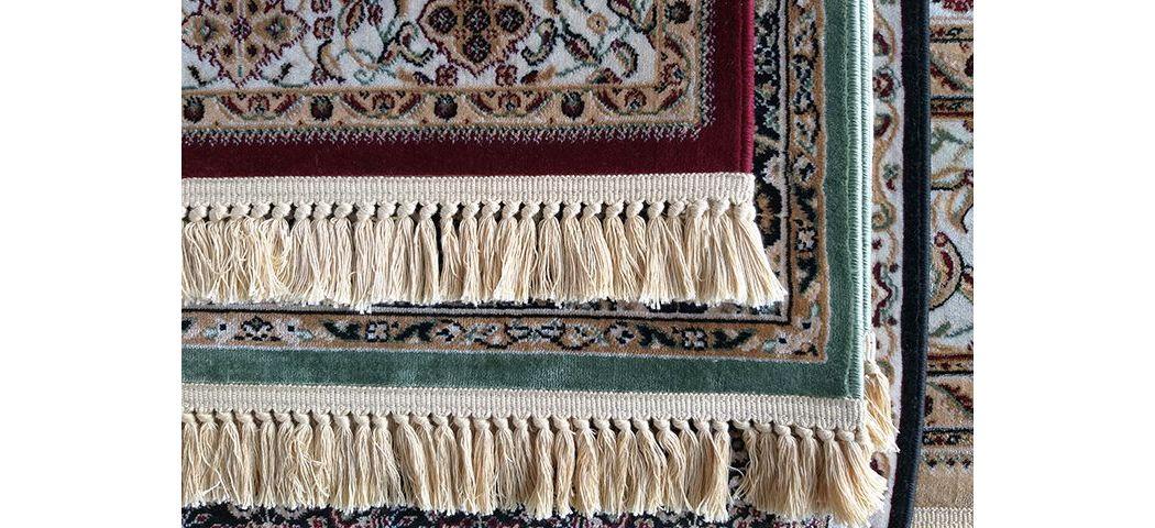 Dywany z frędzlami