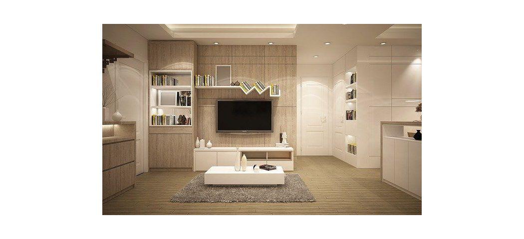 Salon w stylu ekologicznym